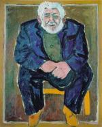 Геннадий Данилович (портрет отца)