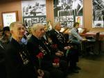 Ветераны, приглашенные на презентацию