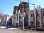 Ломоносова 11: бывший эвакогоспиталь № 984